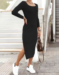 Фустан - код 2326 - црна