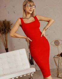 Фустан - код 5965 - црвена
