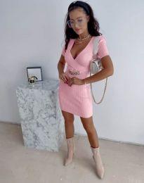 Фустан - код 4305 - розова