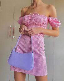 Фустан - код 2594 - 1 - розова