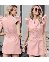 Фустан - код 311 - розова