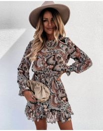 Фустан - код 248 - шарена