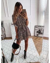 Фустан - код 841 - 1 - шарено