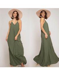 Фустан - код 0508 - путер зелена