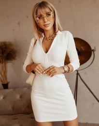Фустан - код 11643 - бело
