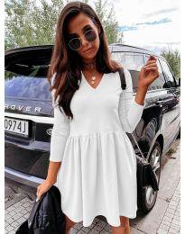 Фустан - код 0060 - бело