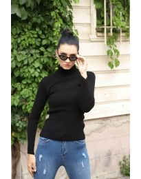 Блуза - код 0178 - црна