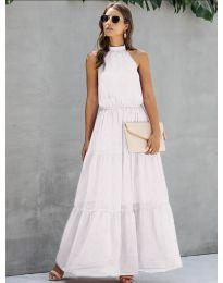 Фустан - код 8855 - бело
