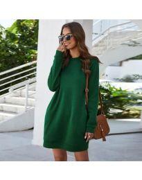 Фустан - код 785 - зелена