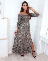 Фустан - код 6319 - шарена