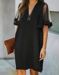 Фустан - код 33311 - 1 - црна