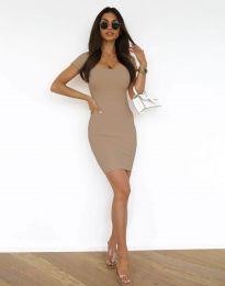 Фустан - код 0988 - капучино