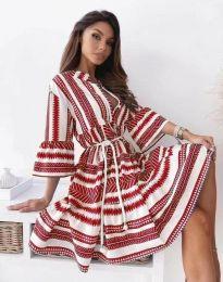 Фустан - код 1481 - црвена