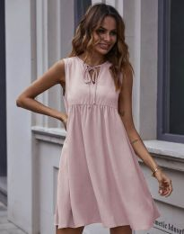 Фустан - код 0286 - розова