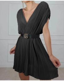 Фустан - код 5670 - црна