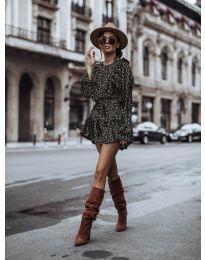 Фустан - код 0701 - црна