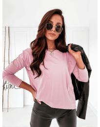 Блуза - код 5582 - розова