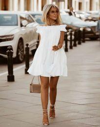 Фустан - код 6969 - бело