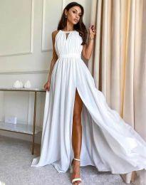 Фустан - код 6787 - бело