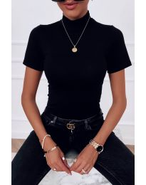 Блуза - код 411 - црна
