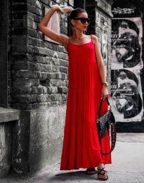 Фустан - код 2301 - 5 - црвена