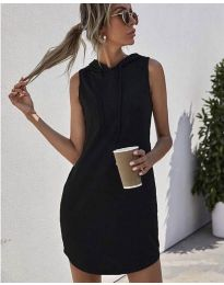 Фустан - код 1687 - црна