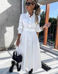 Фустан - код 1467 - бела