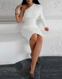 Фустан - код 2588 - бело