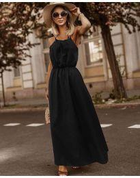 Фустан - код 3323 - црна