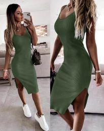 Фустан - код 2378 - зелена