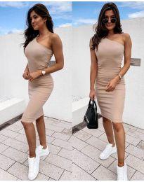 Фустан - код 0208 - кремова