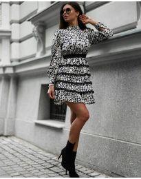 Фустан - код 9013 - 1 - шарено
