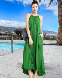 Фустан - код 6999 - зелена