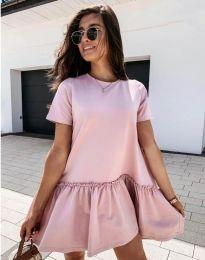 Фустан - код 11890 - розова