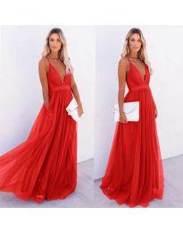 Фустан - код 5587 - црвена