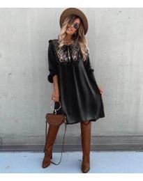 Фустан - код 958 - црна