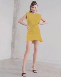 Фустан - код 625 - окер