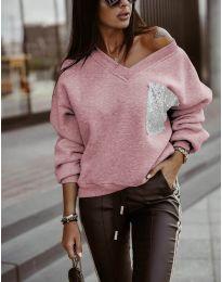 Блуза - код 904 - розова