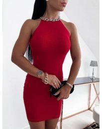 Фустан - код 9690 - црвена