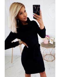 Фустан - код 219 - црна