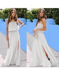 Фустан - код 061 - бело