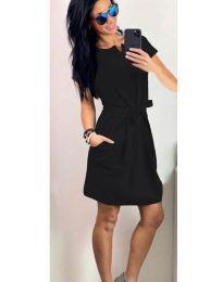 Фустан - код 155 - темно виолетова