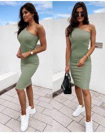 Фустан - код 0208 - путер зелена