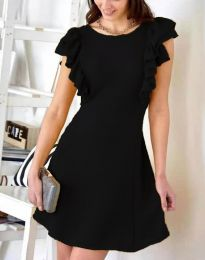 Фустан - код 2558 - црна