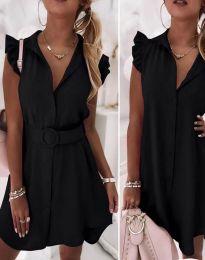 Фустан - код 7411 - црна