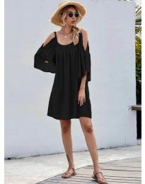 Фустан - код 3022 - црна