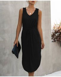 Фустан - код 681 - црна