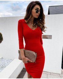 Фустан - код 4040 - црвена