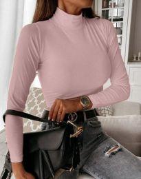 Блуза - код 6087 - розова