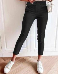 Панталони - код 5043 - 2 - црна